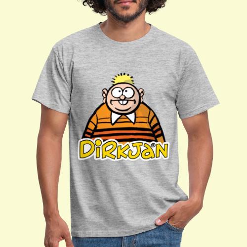 DIRKJAN Half - Mannen T-shirt