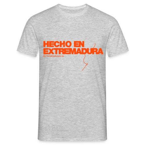hecho en Extremadura - Camiseta hombre