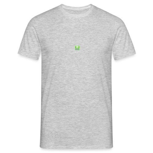BlockIz logo - T-shirt herr