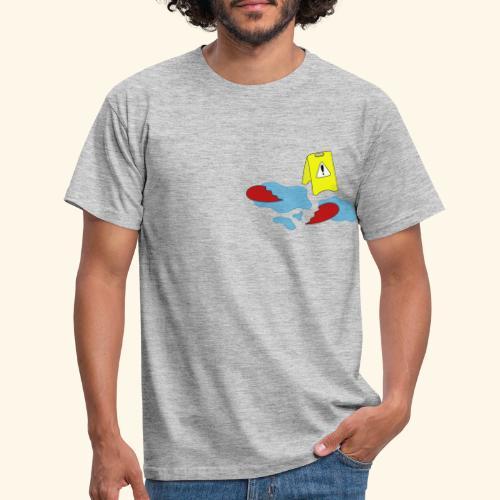 Mind Your Feet... - Men's T-Shirt