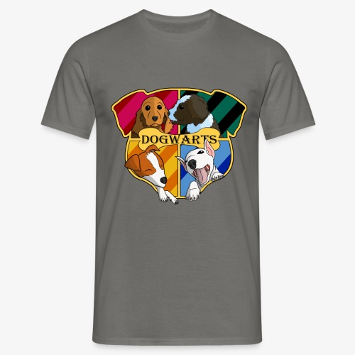 Dogwarts Logo - Men's T-Shirt