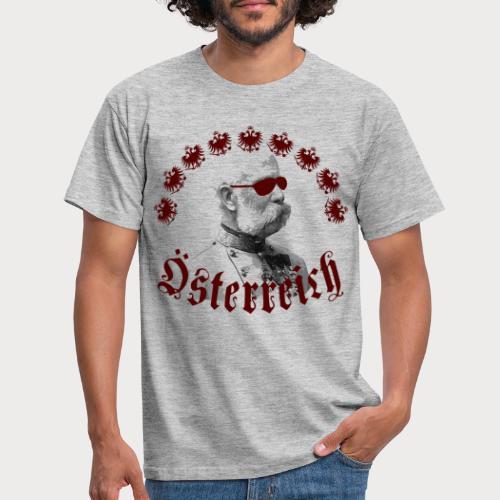 Kaiser Oesterreich - Männer T-Shirt