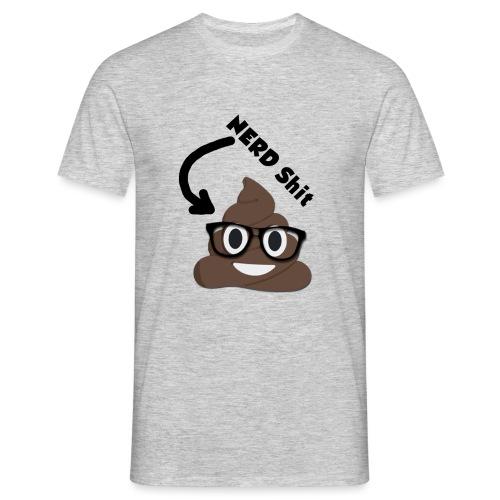 NERD Shit - Männer T-Shirt