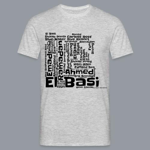 El Basi - Männer T-Shirt