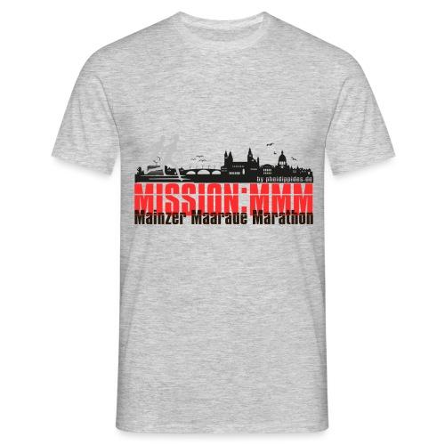 Mission:MMM - Männer T-Shirt