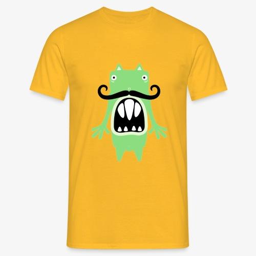 'Oasi' monster 03 - Mannen T-shirt