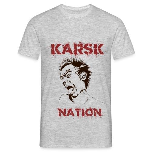 troll - T-skjorte for menn