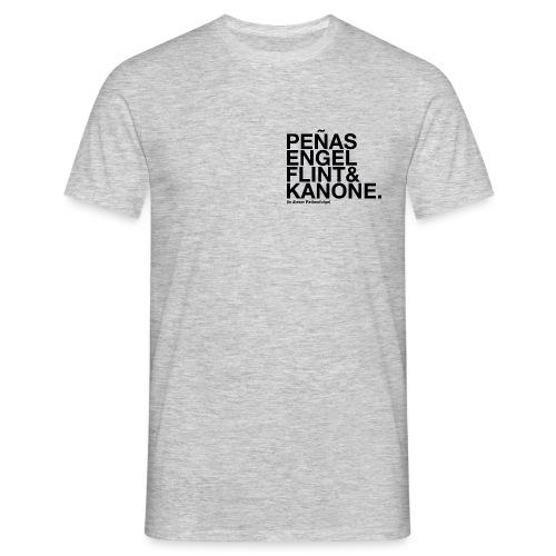 PEFK png - Männer T-Shirt