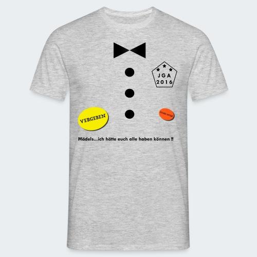 shirt vorne marco - Männer T-Shirt