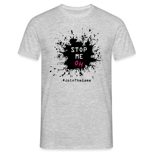 Stop me oh - Men's T-Shirt
