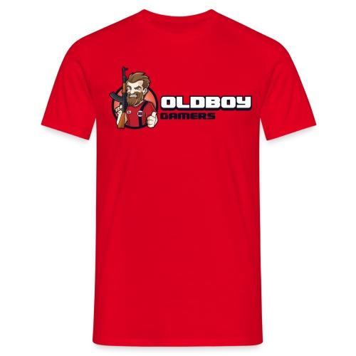 Oldboy Gamers Fanshirt - T-skjorte for menn