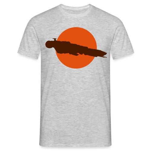 Colossus Rising Gamma - Men's T-Shirt