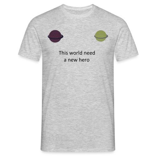 Space - Maglietta da uomo