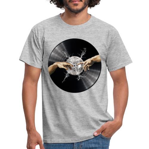 Da Vinyl • Respect Vinyl - Männer T-Shirt