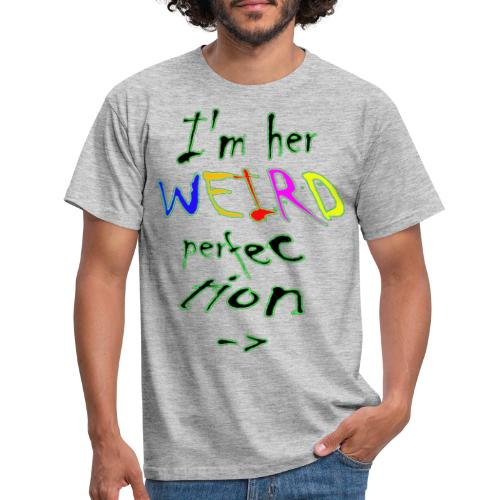 liefde is blind... - Mannen T-shirt
