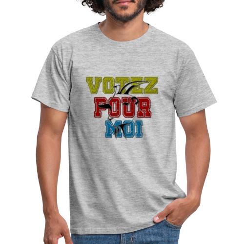xts0344 - T-shirt Homme
