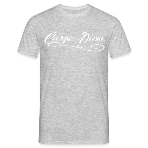 carpe_diem - T-shirt herr