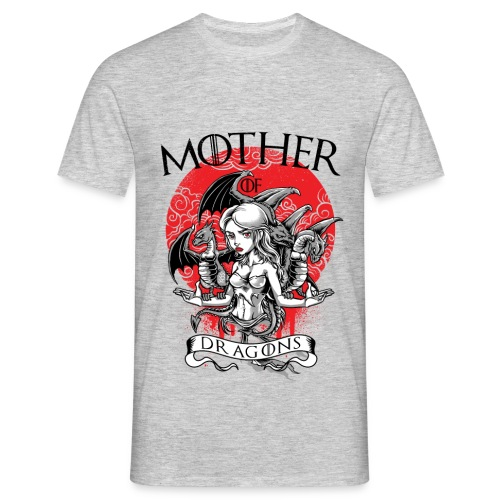 mother-of-dragons - Men's T-Shirt