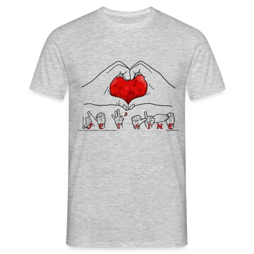 Saint-Valentin - T-shirt Homme