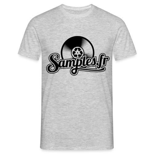 logonoir - T-shirt Homme