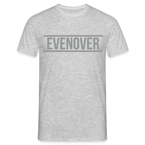 evenover - T-skjorte for menn