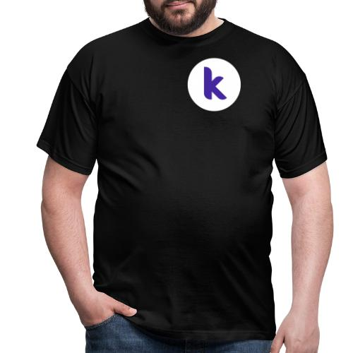 Classic Rounded Inverted - Men's T-Shirt