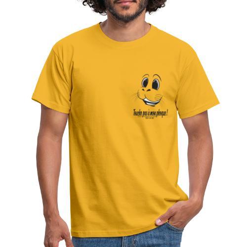 Touche pas a mon phoque de Berck! - T-shirt Homme