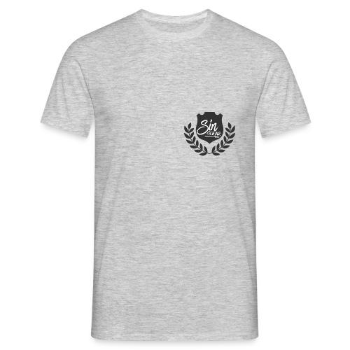 Sinclear Wappen Schwarz 🏴 - Männer T-Shirt