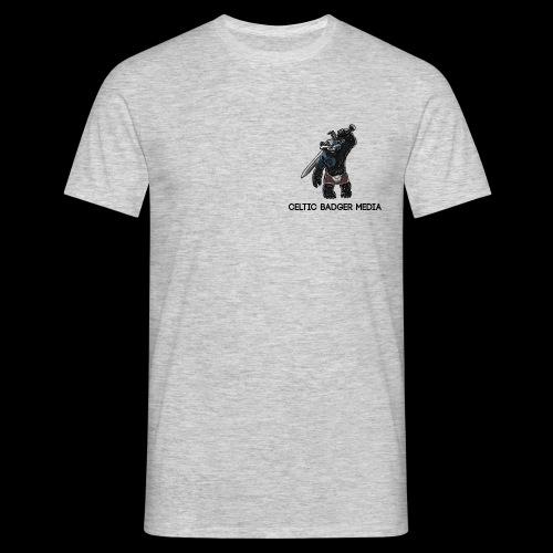 CBM Black Hoodie - Men's T-Shirt