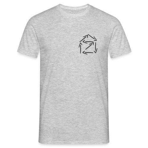 Das ist das Haus vom ... - Männer T-Shirt