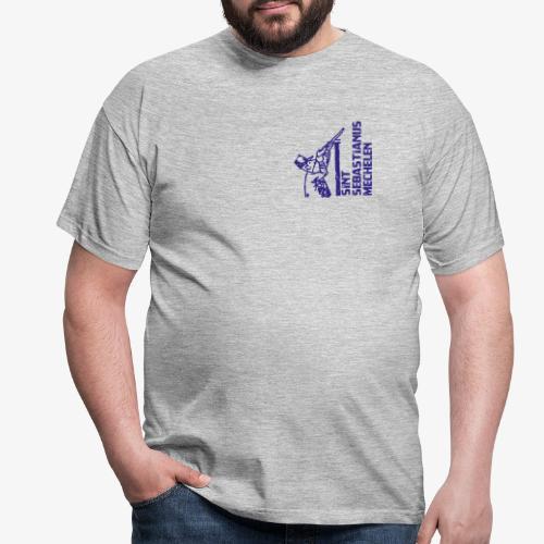 Logo St. Sebastianus - Mannen T-shirt