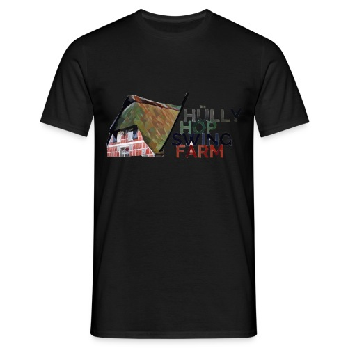 Hülly Hop Swing Farm - Männer T-Shirt