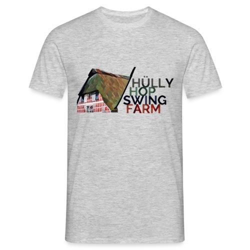 Hülly Hop Swing Farm - Männer T-Shirt