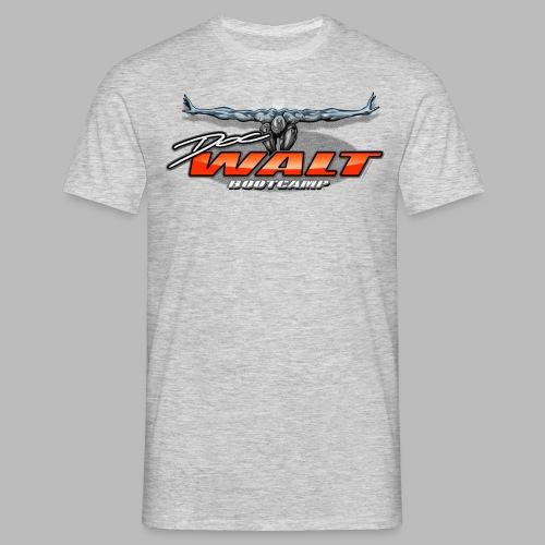 DocWalt / DoubleBrand (2fach-Logo Variante) - Männer T-Shirt