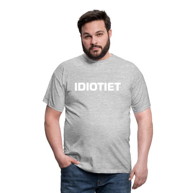 Idiotiet