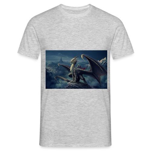 Dragon Wallpapers 2015 jpg - Men's T-Shirt
