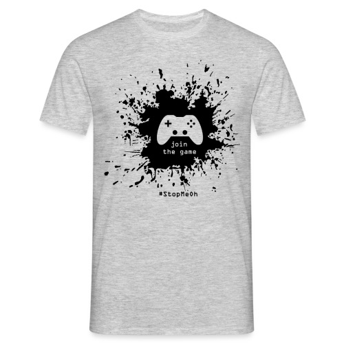 Join the game - Men's T-Shirt