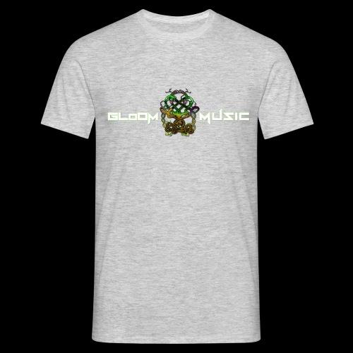 GloOm Music Tree - Men's T-Shirt