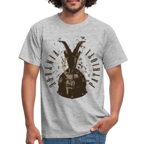 Patrioti Vintage Skenderbeg - Männer T-Shirt