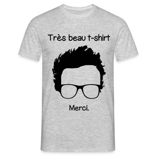 tbtalpha2 png - T-shirt Homme