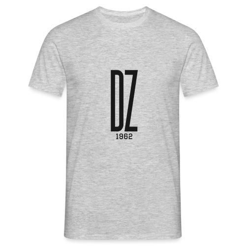 Logo transparent noir DZ 1962 - T-shirt Homme