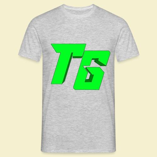 TristanGames logo merchandise [GROOT LOGO] - Mannen T-shirt