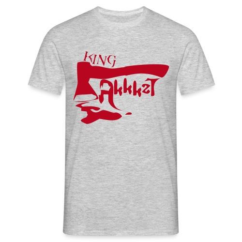 Akkkzt - Männer T-Shirt