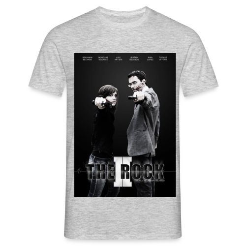 affiche The Rock II - T-shirt Homme