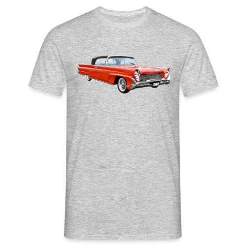 Red Classic Car - Mannen T-shirt