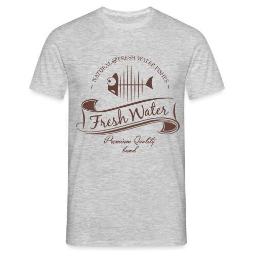 FreshWater 28cm Breite - Männer T-Shirt