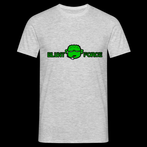 The Blunt Force - T-shirt herr