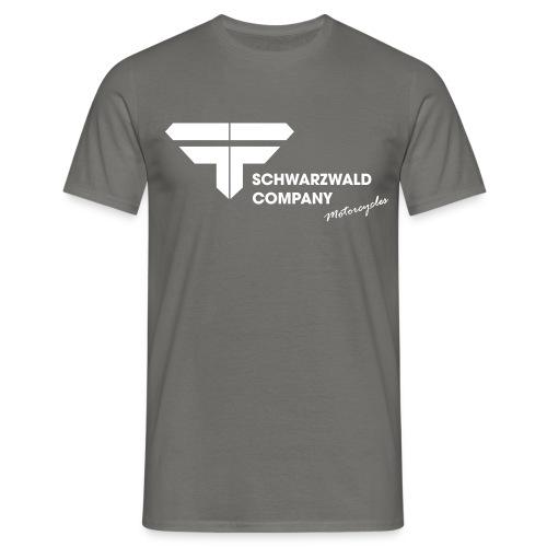Schwarzwald Company S.C. Motorcycles - Männer T-Shirt