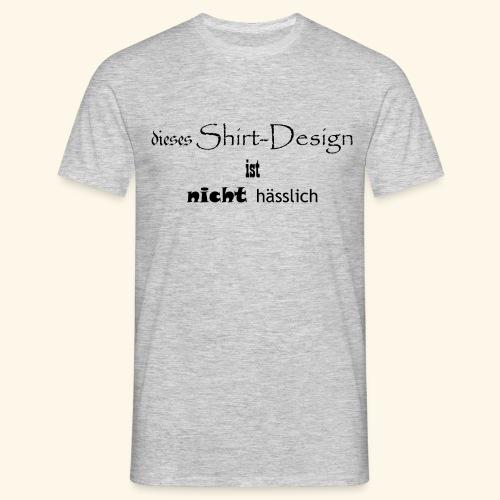 test_shop_design - Männer T-Shirt