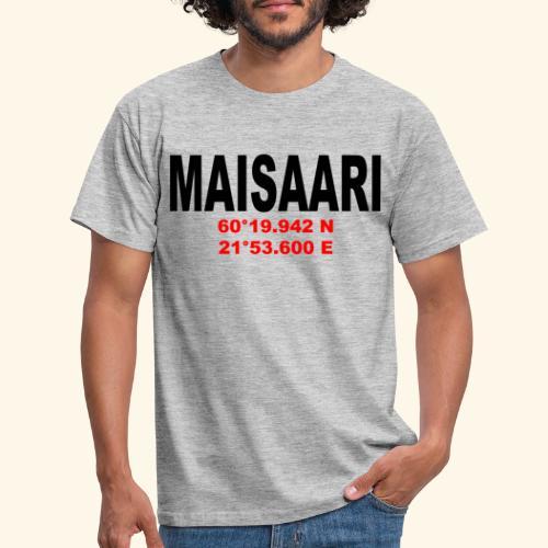 Maisaari - Miesten t-paita